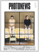 PHOTONEWS Magazine cover